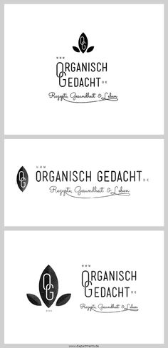 Logo Design - Health, Food Logo. By www.diepartments.de