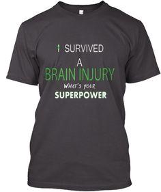 Survived a BRAIN INJURY