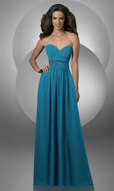 Ruched A-line Sweetheart Floor-length Chiffon Prom Dress PD0012