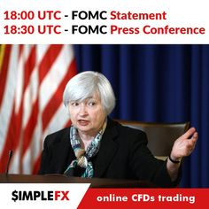 FED rate decission is coming. Trade it https://www.simplefx.com #forex #forextrading #trading #trader #money #invest #investing #bitcoin #cfd #forextrader #gold #wealth #bitcoins