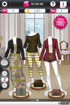 Outfits created by Leighton Johnson for our Fall Outfit contest!