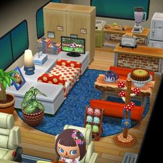 lucile - Animal Crossing New Leaf - Animals