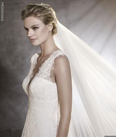 Pronovias Wedding Dress Odilia | Blush Bridal Fayetteville