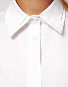 $21 (On Sale!) ASOS Shirt With Double Collar
