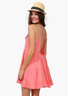 Summer Tunic Dress » Great for hot beach days!