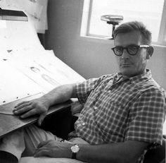 Tom Oreb: character stylist extraordinaire 1950s