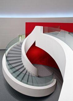 Niemeyer Center, Oscar Niemeyer, Aviles, Spain.