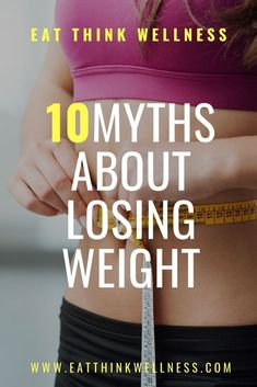 Get this free eBook on 10 myths about losing weight then start your health transformational journey by purchasing our 7 Day Fat loss Jump Start Challenge. Weight Loss For Women, Easy Weight Loss, Weight Loss Journey, Healthy Weight Loss, Help Losing Weight, How To Lose Weight Fast, Fitness Goals, Health Fitness, Health Diet