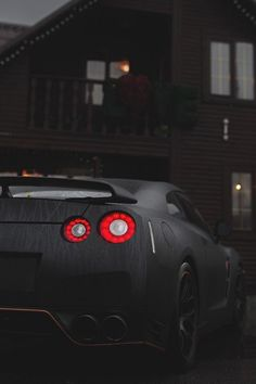 "motivationsforlife: "" Matte Black GTR by Shvaiko // Edited by MFL """