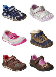 The new Surprize by Stride Rite line for Target gives parents more affordable options for high-quality baby + toddler shoes