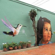 Jade Rivera  wall in #barranco #lima #Perú