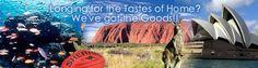 little taste of Australia   www.greataussiefood.com.au