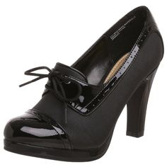 Madden Girl Womens Jonahh Hi Heel Oxford-got shoes ...