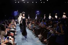 The highlight of the second day of Citi World Luxury Expo, Seoul was a private showing of Alexis Mabille haute couture straight from the runways of Paris Couture Week F/W Grand Hyatt, Couture Week, Seoul, Alexis Mabille, Luxury, World, Concert, Highlight, Paris