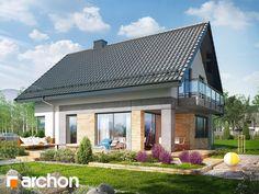 Dom w orliczkach Planer, Gazebo, Modern, Outdoor Structures, Outdoor Decor, Design, House, Home Decor, Home Plans