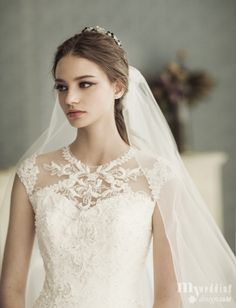 My wedding_ 로즈로사 웨딩드레스 To be a Lady