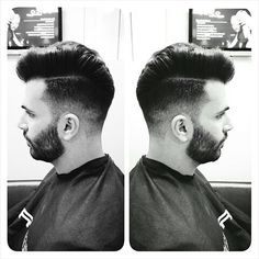 Mens cut by nery @ gallery of hair chicago