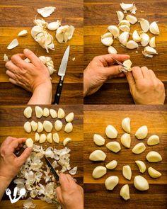 "The Garlic People's (aka The Jews') Steak: A Roasted Garlic Take on Vienna's Classic ""Vanilla"" Steak (Recipe). Raw Garlic, Wild Garlic, Garlic Oil, Garlic Sauce, Roasted Garlic, Matzo Meal, Well Seasoned, Jewish Recipes, Fried Potatoes"