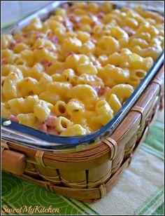 Sweet my Kitchen: Gratinado de fiambre e queijo