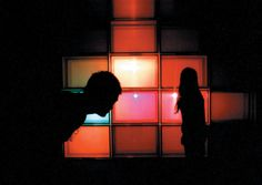 Usman Haque, Josephine Pletts and Dr L Turin, Scents of Space, Slade School of Art, 2002. © Usman Haque / photo Pletts/Haque