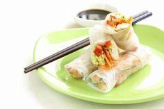 Uma refeição com frango, legumes crus perfeitamente equilibrada para ficar em forma. - Receitas sem Fronteiras