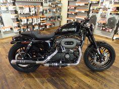 The all New XL1200CX Sportster 1200 Roadster #HarleyDavidsonSporster