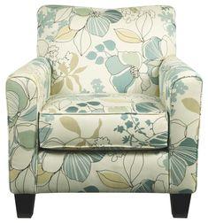 Daystar - Seafoam Accent Chair by Ashley (Signature Design)