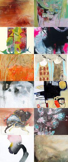 Fine Art Friday Feature  by Paula Mattson on Etsy--Pinned with TreasuryPin.com