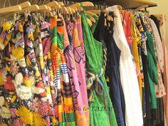 Cheerful dresses
