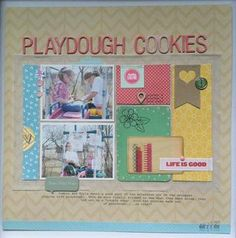 Play dough Cookies by shoosh at Studio Calico