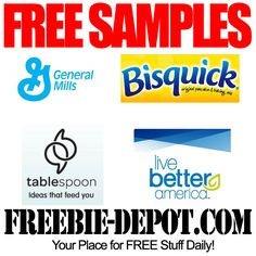 FREE Samples & Coupons from General Mills