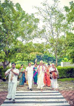 A Big Fat Traditional Wedding of Mithun ♥ Swathi – Captured By Vipin Photography  #Wedding #Ezwed #Photography #SouthIndianWedding