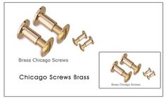 """#ChicagoScrewsBrass  #BrassChicagoScrews   We are manufacturers and suppliers from India of all lengths and thread sizes of #BrassChicagoscrews  #Chicagoscrewfasteners and fixings.. We make metric and imperial thread sizes upto 3"""" -75mm in length. These Chicago Screws are cold forged as well as CNC machined from Bars. These  Chicago screws are used for Book binding leather assembly leathercraft work etc."""