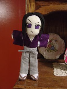 Toshizo hijikata by RedRoomStudios on Etsy, $30.00