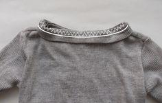 sweater neckband