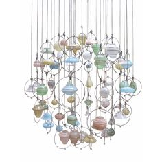 Old lampshade-lamp, ball | PIET HEIN EEK
