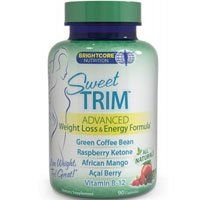 Brightcore Nutrition Sweet Trim Advanced Weight Loss and Energy Formula, 180 CAPS (Pack of 3) $132.94