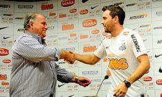 Novo camisa 10 do Santos, evita ser comparado a Ganso