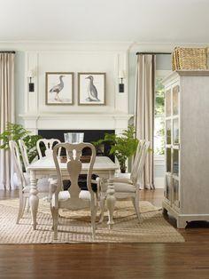 Hooker Furniture dining table