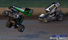 IRA Sprint Car Series | 410 Outlaw Winged Sprint Series of Wisconsin http://perrisautospeedway.com #autoracing #dirtracing