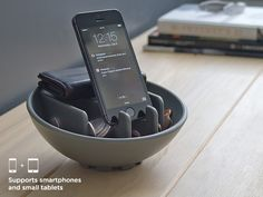 3 New Products to Organize Your iPhone, iPad + Other Devices by Modko — Kickstarter