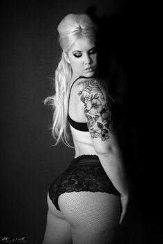 freaking beautiful tattoo idea, bodi, girl, plus size, beauti, pinup, curvi, booti, ink