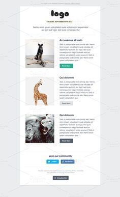 7 best newsletter format images on pinterest newsletter format