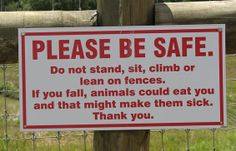 Funny Signs | SocialCafe Magazine