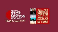 Learn about Festival Stop Motion Montreal 2017 Announces Call for Entries http://ift.tt/2rqmRbp on www.Service.fit - Specialised Service Consultants.