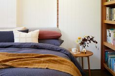 Citta Design Autumn Bedroom - Autumn Winter Collection 2019 - A Story of Sanctuary Furniture Design, Linen Pillow Cases, Furniture, Linen Duvet, Kitchen Dining Living, Linen Duvet Covers, Interior Design, Home Decor, Velvet Cushions