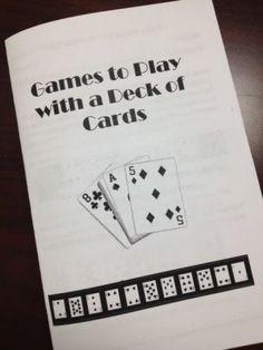 lol cards; the original math game
