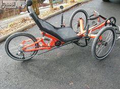 vélo couché scorpion