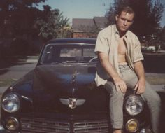 OUR COOL FRIEND RON FROM BACK IN THE 60'S!!!