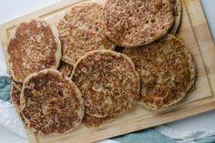 Galette coupe faim au son d'avoine une recette facile et rapide, retrouvez les ingrédients et les étapes pour la réaliser.